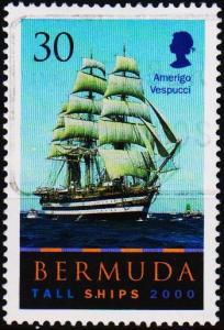 Bermuda. 2000 30c S.G.841 Fine Used
