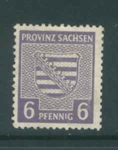 Germany - DDR 13N4  MNG