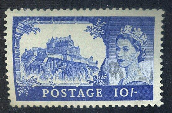 Great Britain #311 MINT VF OG LH Cat$75