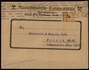 Germany Inflation Last Day Rate Nov 19 1923 Cover 71509