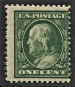STAMP STATION PERTH - USA #374 Mint - OG - NH - VF