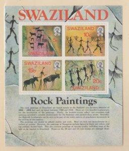 Swaziland Scott #288a Stamps - Mint NH Souvenir Sheet