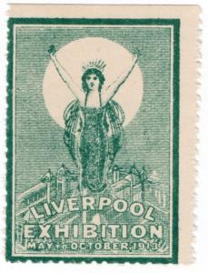 (I.B) Cinderella Collection : Liverpool Exhibition (1913)