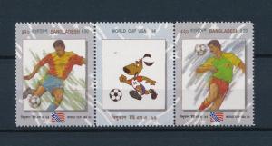 [59605] Bangladesh 1994 World Cup Soccer Football USA MNH