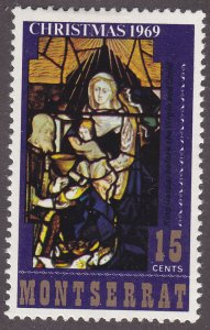 Montserrat 224 King Caspar, Virgin & Child 1969