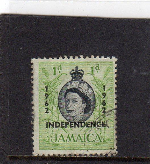 Jamaica 1962 Independence MLH