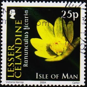 Isle of Man. 2004 25p S.G.1140 Fine Used