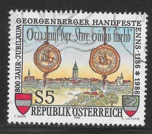 Austria Used [8928]