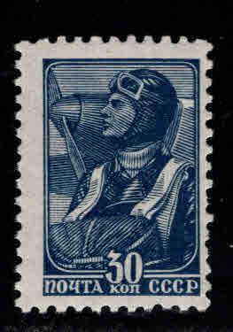 Russia Scott 736 MNH** Aviator stamp