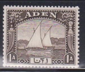 ADEN Scott # 3 MH - Dhow Under Sail
