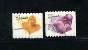 Canada #2195-96   -2  used VF 2006 PD
