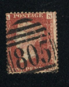 Great Britain 33  used   PD