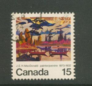 Canada SG 756  FU