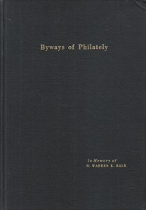 Byways of Philately, by Elliott Perry. Privately Owned Local Posts, Early Locals
