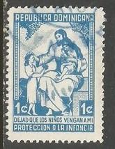 Dominican Republic RA35a VFU Z655-6