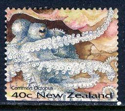 New Zealand: 1996: Sc. #: 1344, O/Used Single Stamp