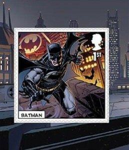 2021 SG: TBC - BATMAN - DC COLLECTION - S/A - UNMOUNTED MINT