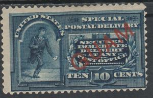 GUAM 1899 SPECIAL DELIVERY 10C