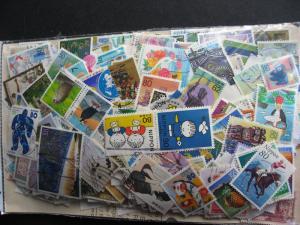 Japan 1,000 nice older 97% commemoratives mixture (duplicates, mixed condition)