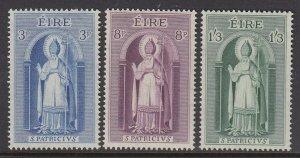Ireland 179-81 St Patrick mnh