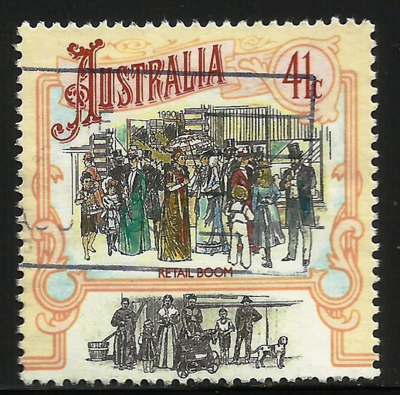 Australia 1990 Scott# 1184d Used