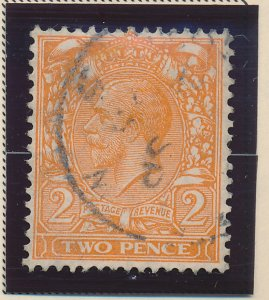 Great Britain Stamp Scott #190
