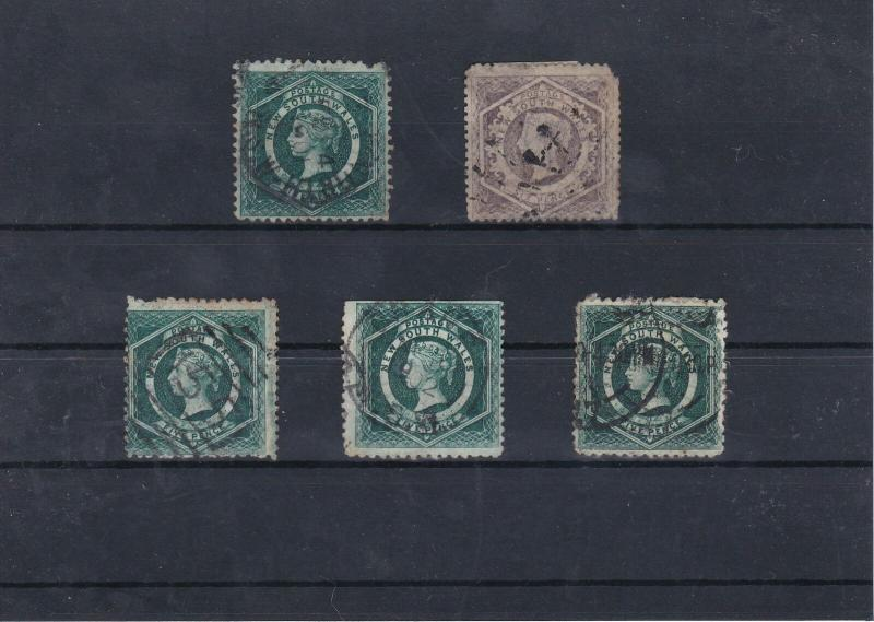 New South Wales Stamps Ref: R5340