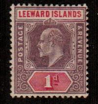 Leeward Islands #21  Mint  Scott $11.00