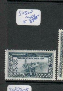 SYRIA   (PP0106B)  15P  PARIS   SG 320      MNH