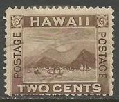 UNITED STATES HAWAII 75 VFU 238F-6