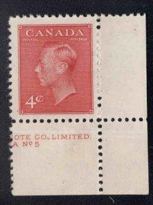 CANADA Scott 287 MNH**  stamp