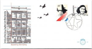 Netherlands, Worldwide First Day Cover