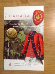 Canada Bk311 MNH