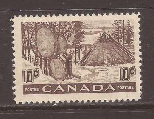 Canada scott #301 m/nh stock # T1637