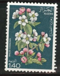 ALGERIA Scott 610 used stamp 1978 flowers