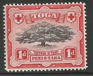 TONGA 74 HINGED, OVAVA TREE