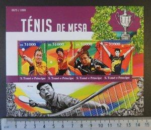 St Thomas 2015 table tennis sport persson li xiaoxia jan-ove waldner zhang jike