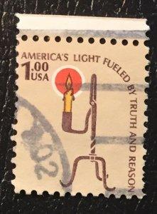 US #1610 Used F/VF - America's Light