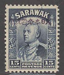 Sarawak N13 Mint VF NH