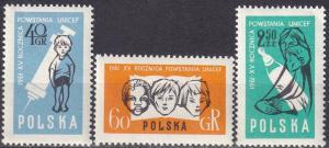 Poland #1024-6 MNH (SU7575)