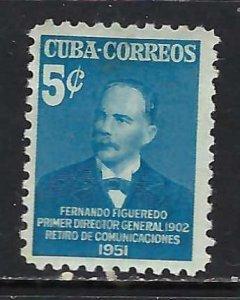 CUBA 457 MOG K965