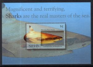 Nevis 1425 Souvenir Sheet MNH VF