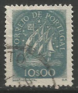 PORTUGAL 628 VFU SHIP 768F-5