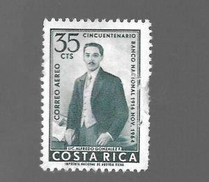 Costa Rica 1965 - U - Scott #C399