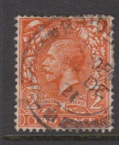 Great Britain Sc#162 Used