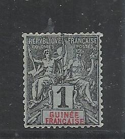 French Guiana #32 mint cv $2.00