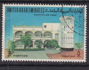 UNITED ARAB EMIRATES ^^^^^  sc# 23   KEY  used    $$@ dc40