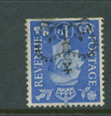 Great Britain GVI  SG 504 inverted watermark Good used