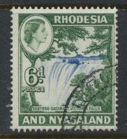 Rhodesia & Nyasaland SG 24 Used