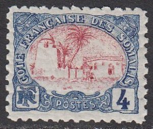 Somali Coast 36 MVLH CV $3.50